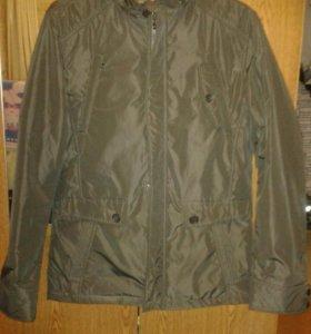 Новая демисезонная куртка SAZ, р-р. 54
