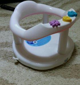 Стульчик для купания новый