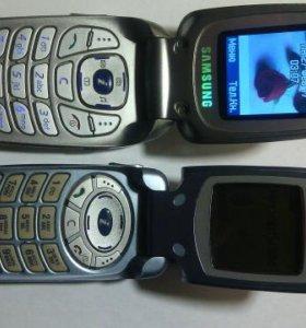 Samsung SGH-X640, Samsung SGH-A800