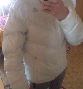 Куртка зимняя, демисезонная (Adidas)