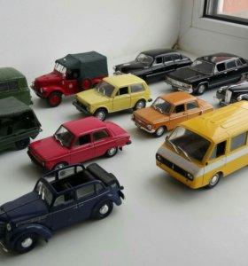 Коллекционные машины