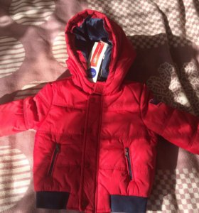 Новая детская осенняя куртка