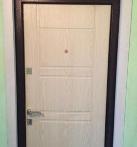 Облагораживание дверных проёмов ( откосы )