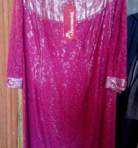 Платье новое 52 размер!!!