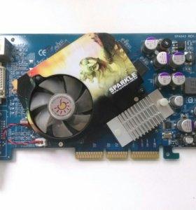 Видеокарта AGP GeForce 6600GT