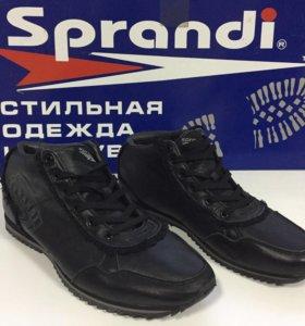 Зимние ботинки Sprandi