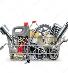 Запасные части для грузовых и легковых авто