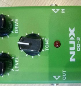Nux - OD 3 Overdrive