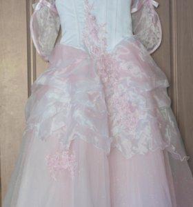 Платье праздничное на выпускной