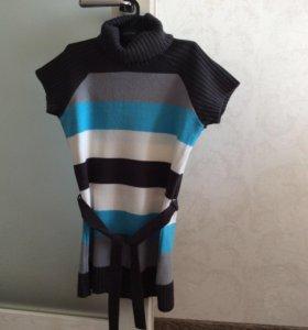 Новый свитер р. 42, рост 164