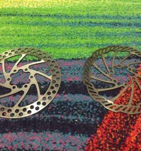 Велосипедные тормозные диски