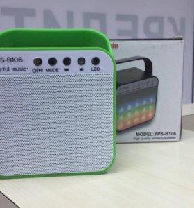 Колонка Bluetooth YPS-B106