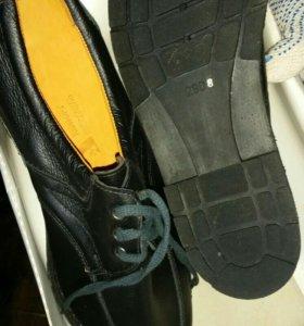 Демисезонные ботинки мужские