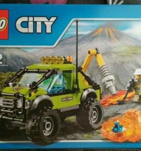 Конструктор Lego City 60121