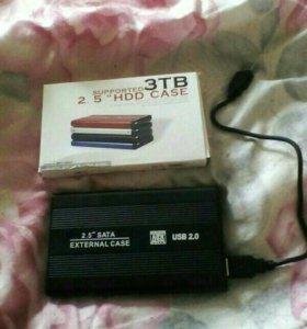 Внешний HDD 320Гб