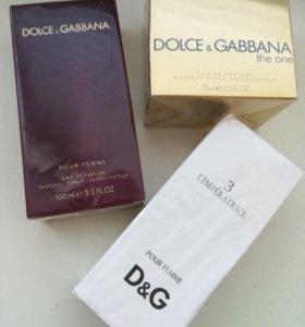 Dolce&Gabbana парфюм