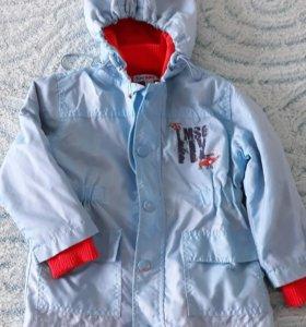 Куртка демисезонная Toni Boni 104р.
