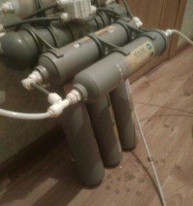 Фильтр для воды, обратный осмос, б/у