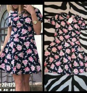 Продам платье 42-44 р. 1000руб