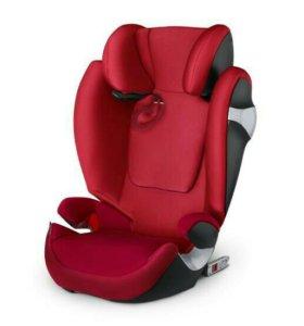 Автокресло Cybex Solution M-Fix Intra Red