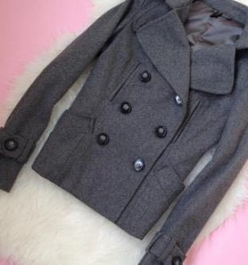 Короткое пальто topshop