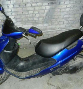 Suzuki Address V110, 2000 год