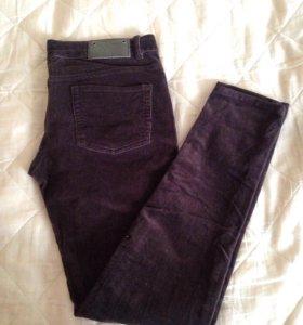 """Вельветовые брюки""""М""""."""