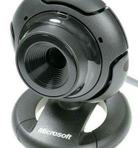 Веб камера microsoft lifecam vx 1000
