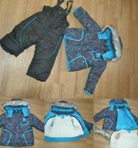 Куртка на мальчика (зима)