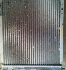 Радиатор матиз б.у.