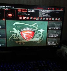 Мега пак Игровой компьютер + Шлем VR + проектор