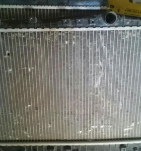 Радиатор лачетти б.у.