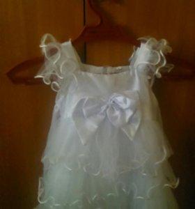 Нарядное платье Santa Barbara