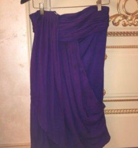 Платье Alice Olivia s оригинал фиолетовое