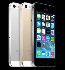 iPhone 5s 16, 32 gb
