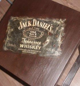 """барный стул в стиле лофт """"Джеки"""""""