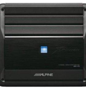 MRX-V70 5-канальный цифровой усилитель Alpine