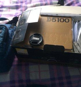 Nikon D5100 18-55II Kit