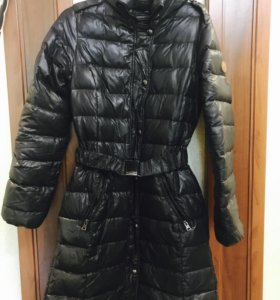 Пуховик-пальто tommy hilfiger