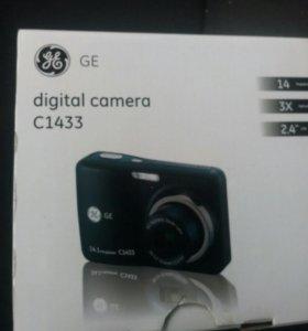 Цифровой фотоаппарат GE C1433