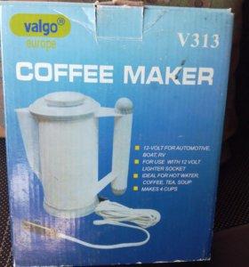 Автомобильная кофеварка 12v