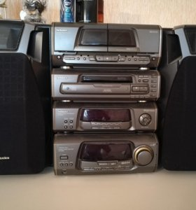 Музыкальная минисистема TECHNICS RS EH-600