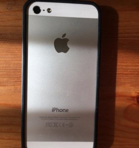 Срочно. Продам iPhone 5-й 16gb