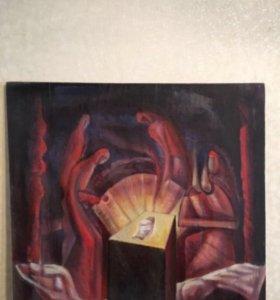 Картины художника Александра Гассана