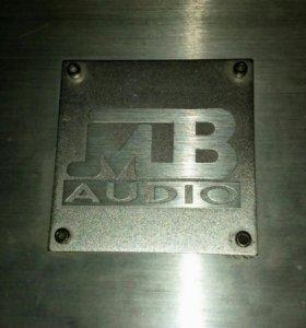 Усилитель автомобильный MTB audio A640