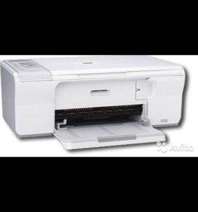 Принтер/сканер мфу HP DeskJet F4283