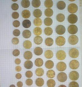 Монеты раннего СССР