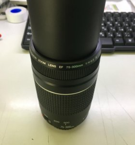 Объектив Canon EF 75-300 AF