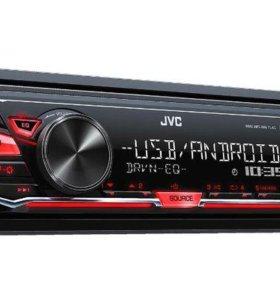 JVC Проигрыватель KD-X141 MP3, USB JVC