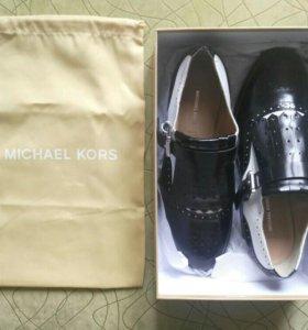 Michael Kors ботинки, оригинал 🆕